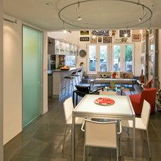 Modern Dining Room by studio J2