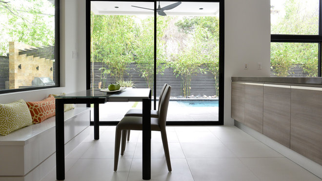 Modern Dining Room by Cantoni Houston