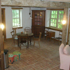 Traditional Dining Room by SunPower Builders