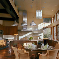 Contemporary Dining Room by Studio B Architecture + Interiors