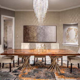 75 Beautiful Modern Dining Room Pictures & Ideas | Houzz