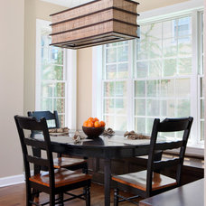 Traditional Dining Room by Normandy Remodeling
