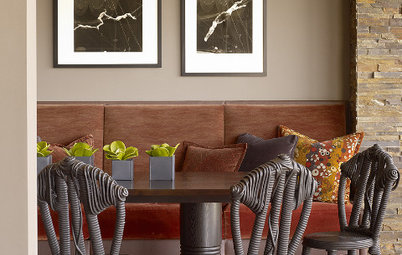 Designs for Living: 20 Inspiring Banquettes