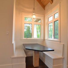 Traditional Dining Room by Craftsman Construction