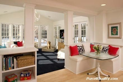 Modern Dining Room by Purcell Quality, Inc.