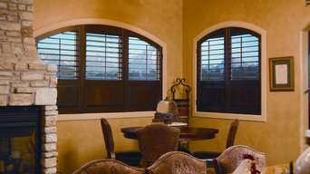 Breakfast Nook Shutters