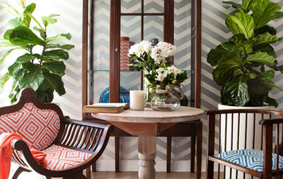 Houzz Tour: Global Flair Meets Hamptons Style in Breakfast Point