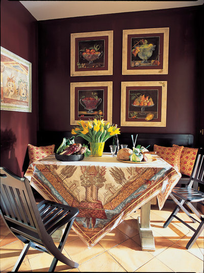 Traditional Dining Room by Branca, Inc.