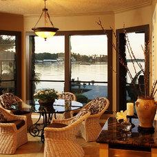 Traditional Dining Room by Carla Aston | Interior Designer