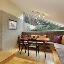 Contemporary Dining Room by Designing Edge