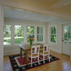 Traditional Dining Room by Jacob Lilley Architects