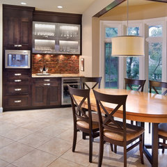 contemporary kitchen by Storybook Rooms, LLC