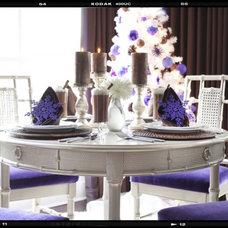 Modern Dining Room by decordemon