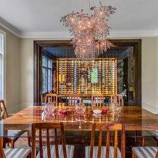 Transitional Dining Room BRIDGEWOOD