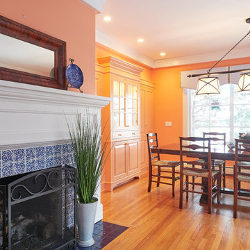 Bright and Cheerful Family Space