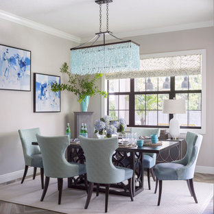 75 Beautiful White Dining Room Pictures Ideas March 2021 Houzz