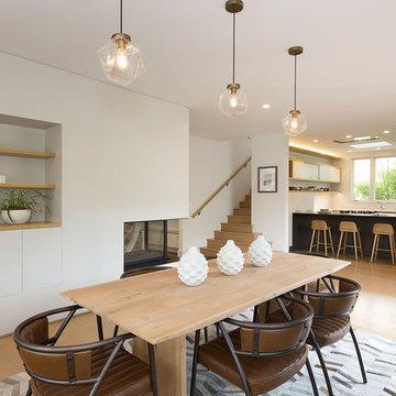 Bright + Modern Craftsman in Upper Rockridge