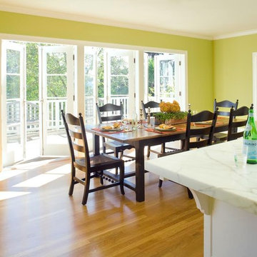 Bright, Sunny Kitchen & Dining Renovation