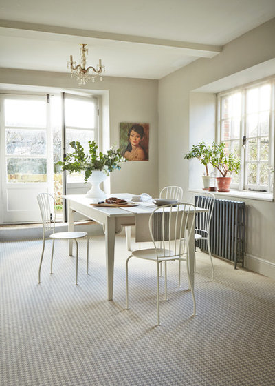 Traditional Dining Room by Brintons Carpets