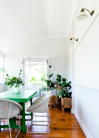 Scandinavian Dining Room by Connors & Co.