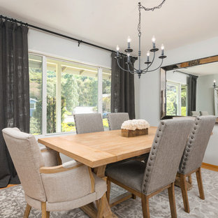 75 Beautiful Small Rustic Dining Room Pictures Ideas January 2021 Houzz