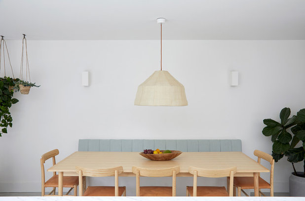 Scandinavian Dining Room by Indie & Co.