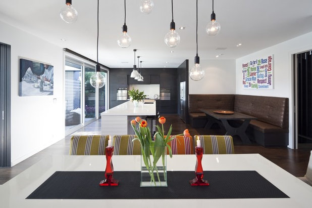 Contemporary Dining Room by Jessop  architects Ltd