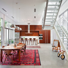 Modern Dining Room by BWArchitects (formerly Basil Walter Architects)
