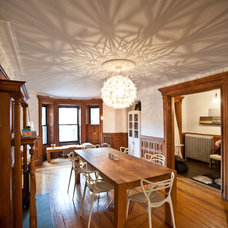 Contemporary Dining Room by Peter Hassler, Design Vidal
