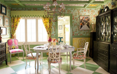 Houzz Tour: A Bolt of British Charm in Brooklyn