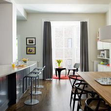 Modern Dining Room by CWB Architects