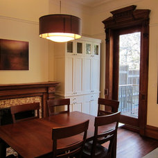 Traditional Dining Room by Neuhaus Design Architecture, P.C.
