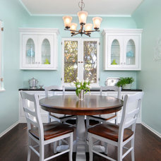 Traditional Dining Room by Luxe Design Build