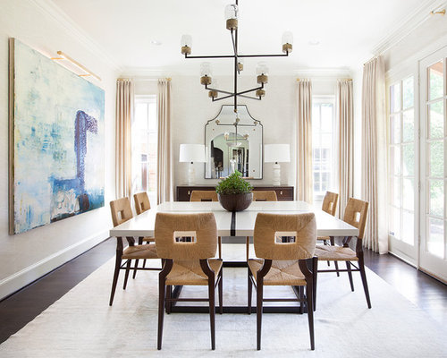 Simple Dining Room Ideas, Pictures, Remodel And Decor