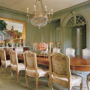 Esempio di una sala da pranzo vittoriana