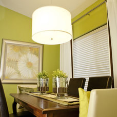 Contemporary Dining Room by ReStyle Group