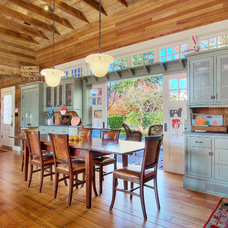 Traditional Dining Room by J.A.S. Design-Build