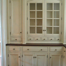 Traditional Dining Room by Kenzer Furniture