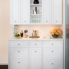 Eclectic Kitchen by transFORM | The Art of Custom Storage