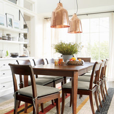 Traditional Dining Room by Crate&Barrel