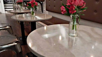 Cafe Table Tops