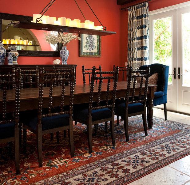 Mediterranean Dining Room By Blackband Design Part 93