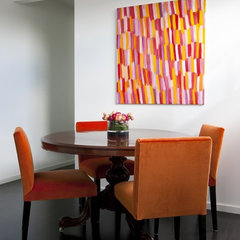 contemporary dining room by Camilla Molders