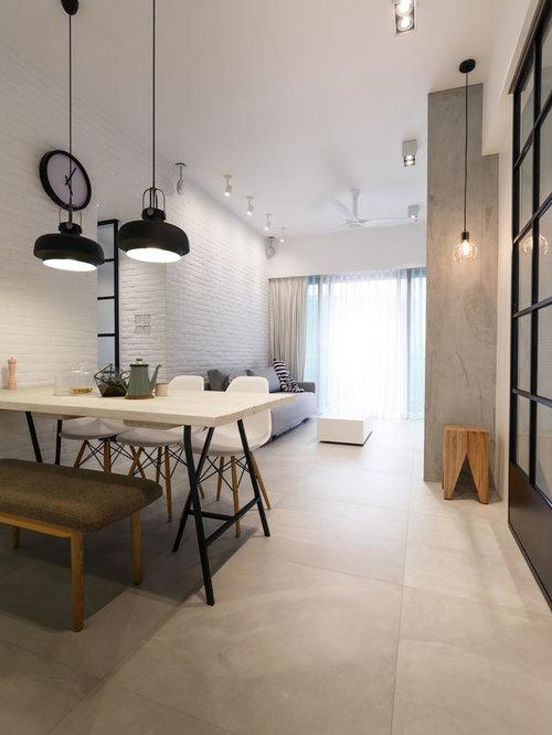 Modern Hong Kong Living Room Design Ideas, Pictures, Remodel & Decor