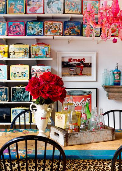 penthouse einrichtung wohnzimmer eklektische deko