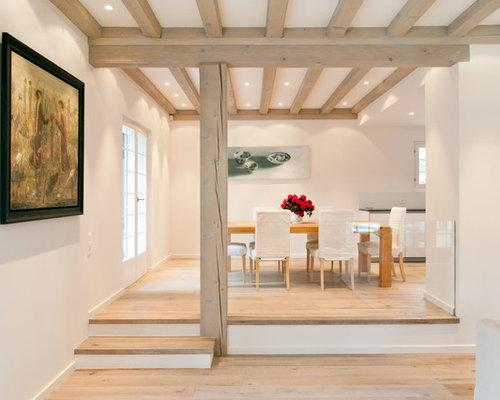sunken dining room design ideas, remodels & photos