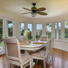 Beach Style Dining Room by Pacific Sothebys International Realty