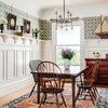 New This Week: 4 Fresh Dining Rooms Mix Old and New