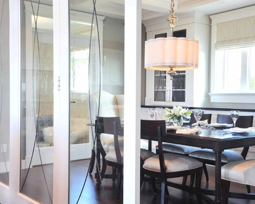 modern formal dining room | houzz