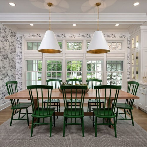 dining room decor gray. Inspiration for a transitional medium tone wood floor and brown dining  room remodel in Minneapolis Best 15 Gray Dining Room Ideas Remodeling Pictures Houzz